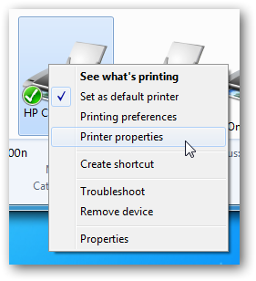 Enable iOS AirPrint Support on Windows