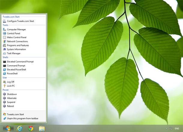Useful windows 8 tweaks • features • displayfusion by binary.