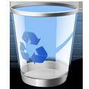 pin recycle bin on the taskbar
